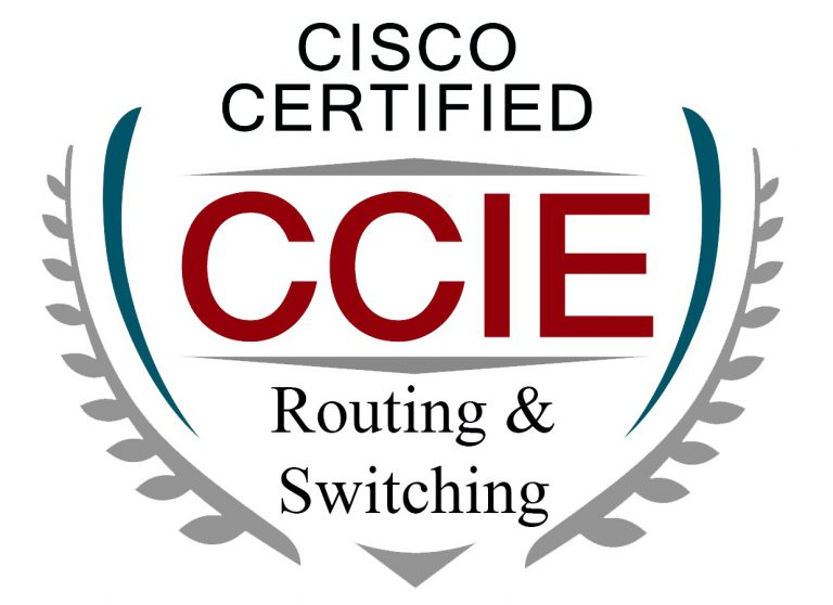 Cisco ccie main logo