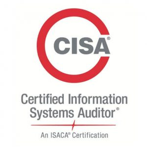 Security Certified Information Systems Auditor CISA