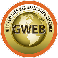 Security gweb gold