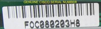 تشخیص اصالت محصولات سیسکو 9